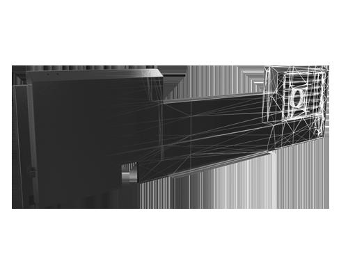 Afdekkappen op maat gemaakt van metaal staal aluminium